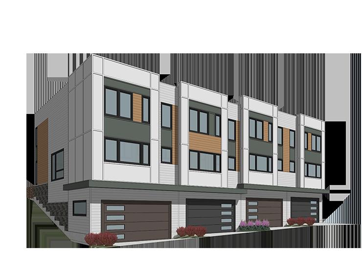 Town 20 rendering