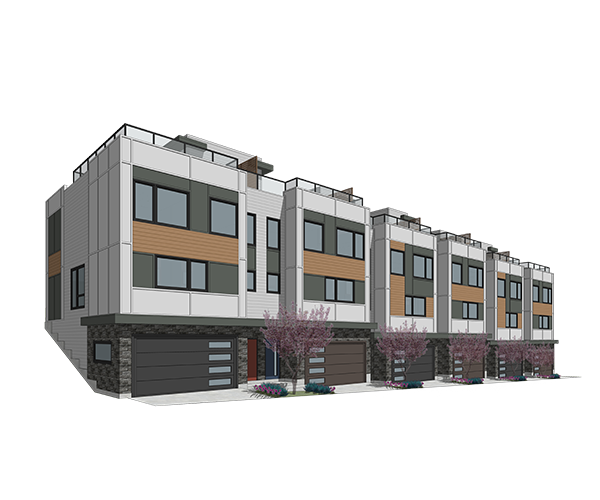 Town 24 rendering