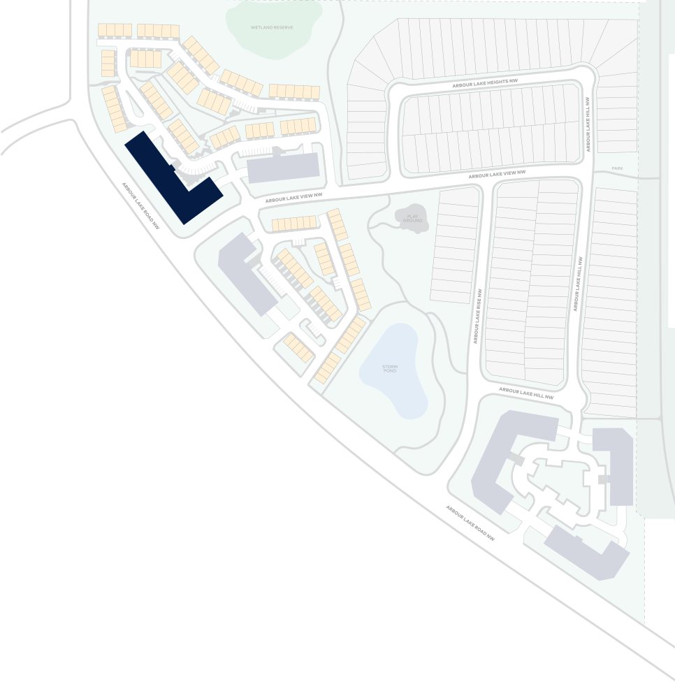 Building 1 Site Plan