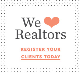 We Heart Realtors graphic