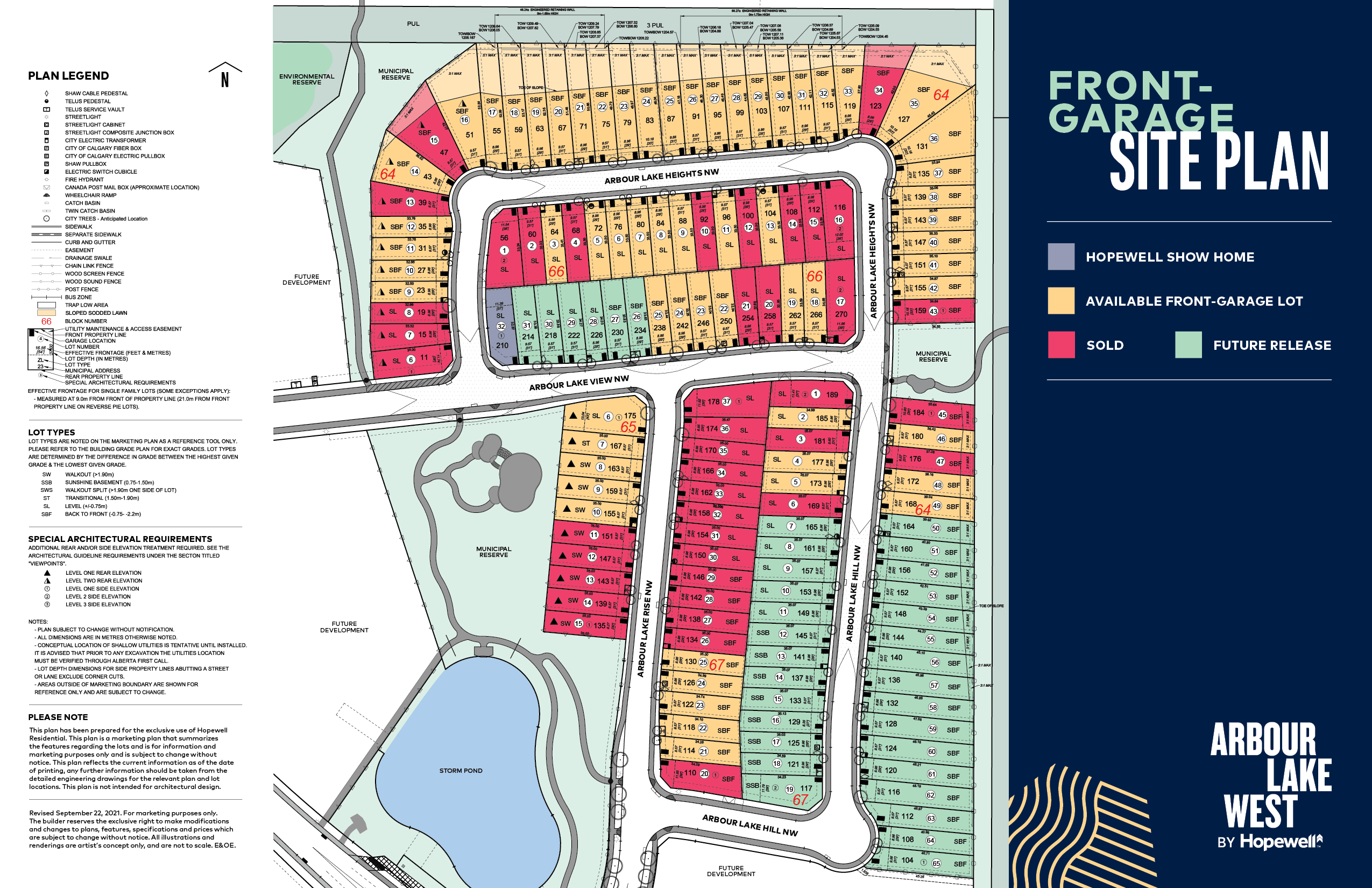 Front-Garage Phase Map